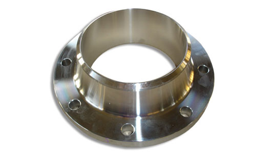 Welded flange exported to the America