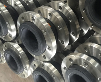 Flange end rubber expansion joint,Flange end rubber bellow