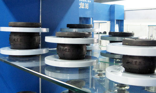 Mason Flexible Rubber Expansion Joints exports to Russia