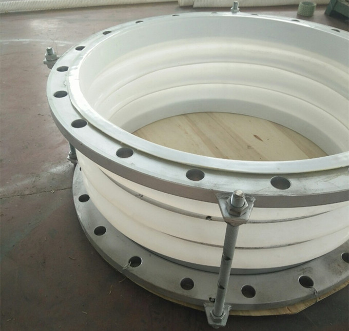 PTFE Expansion Joint,Steel lined Bellows PTFE Expansion Joint