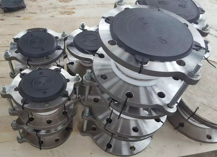 PTFE Convoluted Expansion Joint