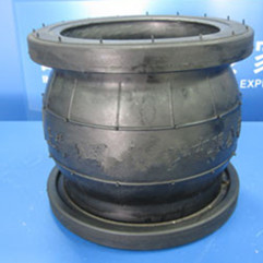 Neoprene rubber expansion joint